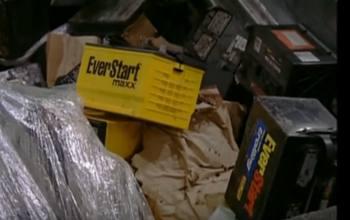 Reciclaje De Baterías Usadas Para Autos reparar