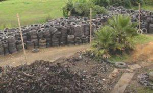 Reciclaje De Neumáticos o LLantas en argentina