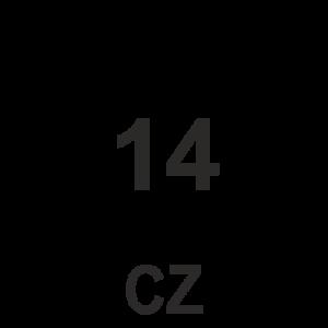 símbolo de reciclaje basura inorganica