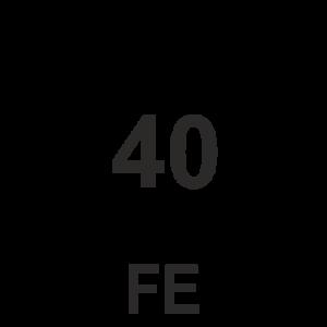 símbolo de reciclaje tipos