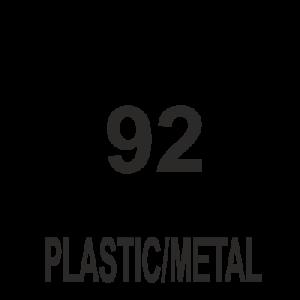 símbolo de reciclaje informacion