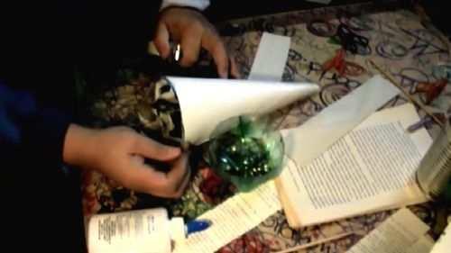 hacer arbol de navidad alternativos