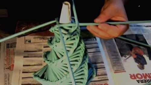 hacer arbol de navidad creativos