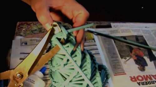 hacer arbol de navidad bonanza