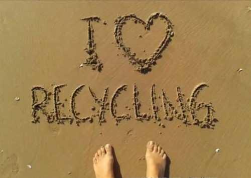 frases de reciclaje de botellas