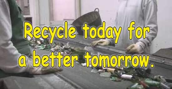 frases de reciclaje en ingles petroleo