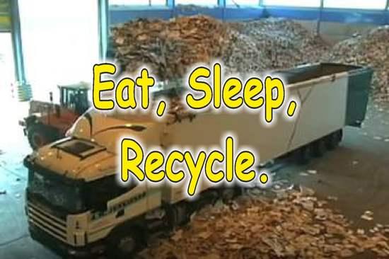 frases sobre reciclaje en ingles cuadernos