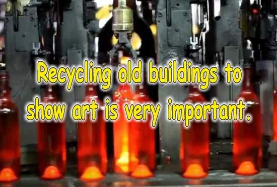 frases sobre reciclaje en ingles vidrio claro