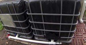 reciclar el agua de lluvia en el hogar