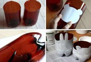 reciclar envases de plastico pequeños