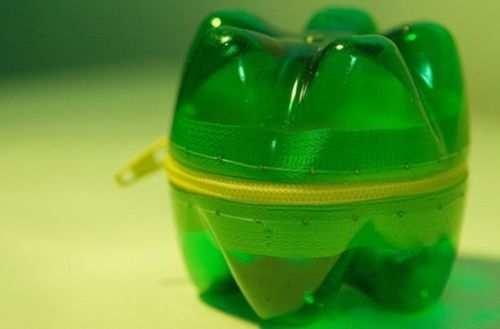 reciclar envases de plastico para alimentos