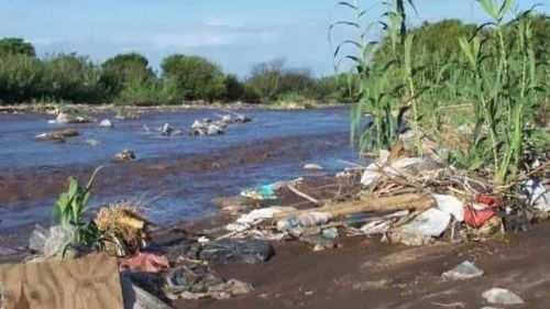 Contaminación del agua por petroleo