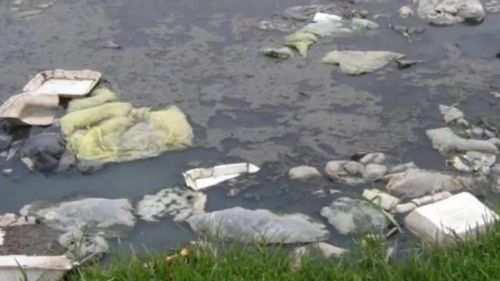 Contaminación del agua resumen