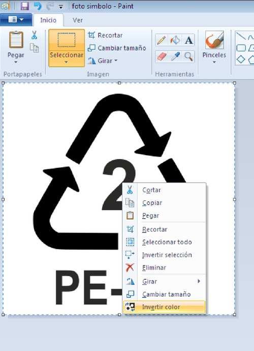 simbolo de reciclaje blanco medio ambiente