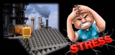 Contaminación acústica tipos