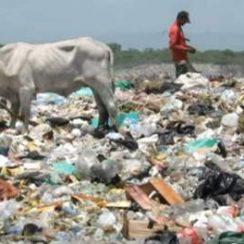 contaminación del suelo ejemplos