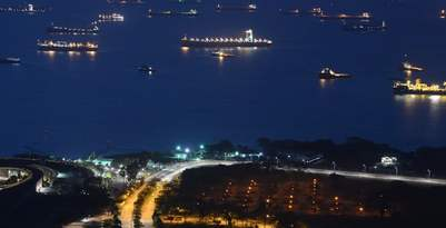 Contaminación Lumínica causas