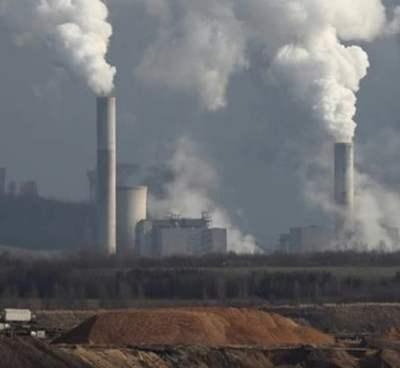 Contaminación Térmica imagenes