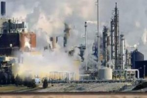 contaminación industrial en mexico