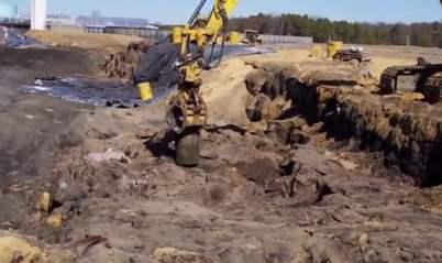 contaminación química del ambiente