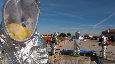 contaminación radioactiva soluciones