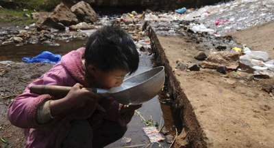 causas de la contaminación de los ríos