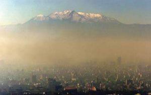 contaminación del aire en México pdf