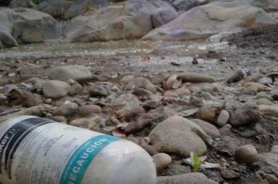 contaminación del suelo por fertilizantes México