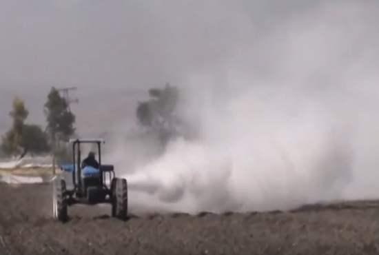 contaminación del suelo por fertilizantes químicos