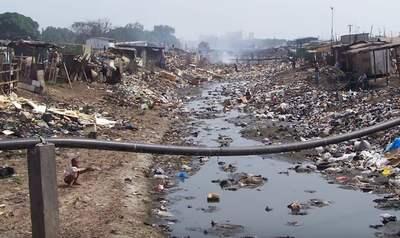 contaminación agricola