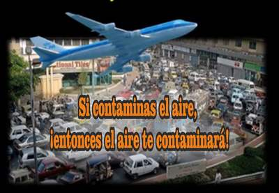 frases de contaminación china