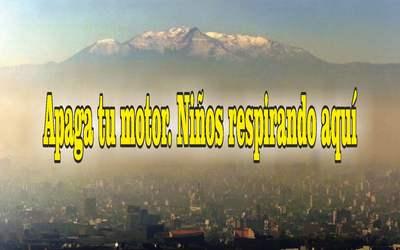 frases de contaminación ciudad de mexico