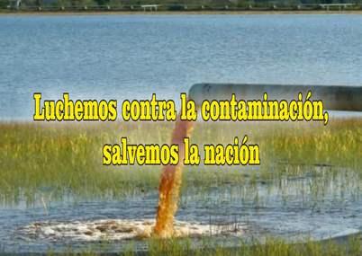 frases de contaminación ambiental agricola