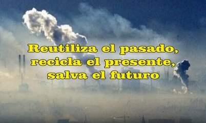 frases de contaminación ambiental termica