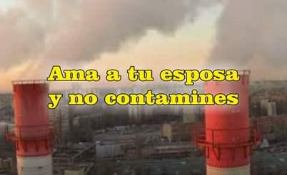 frases de contaminación ambiental acustica