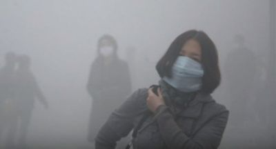 contaminación en china causas
