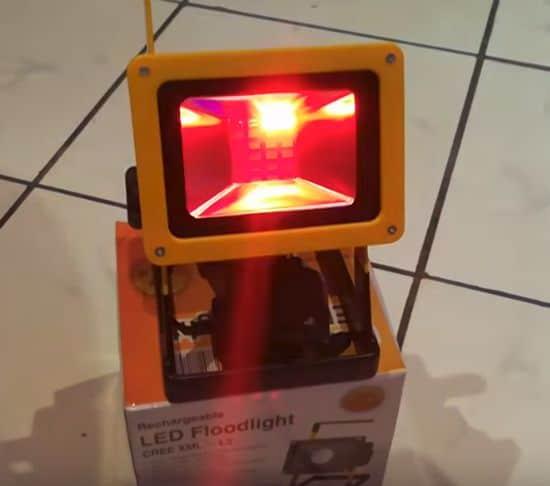 lamparas y linternas LED precio