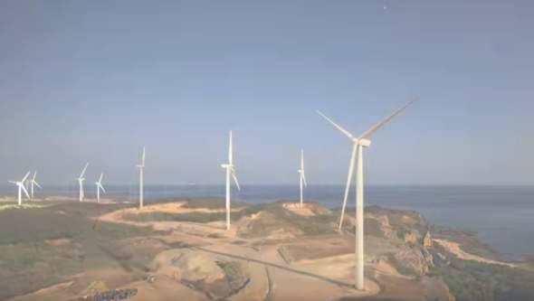 energía eólica ejemplos