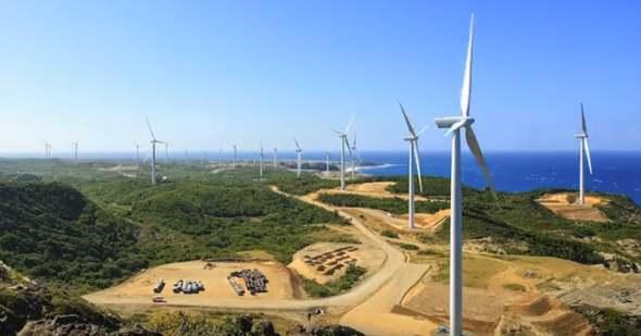para que sirve energía eólica