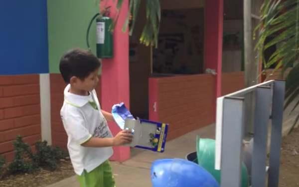 Actividades del Cuidado de Medio Ambiente para Niños de preescolar