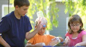 como enseñar Actividades del Cuidado del Medio Ambiente para Niños