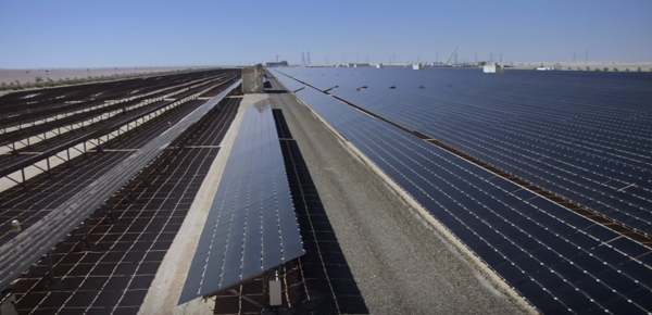energía solar desventajas