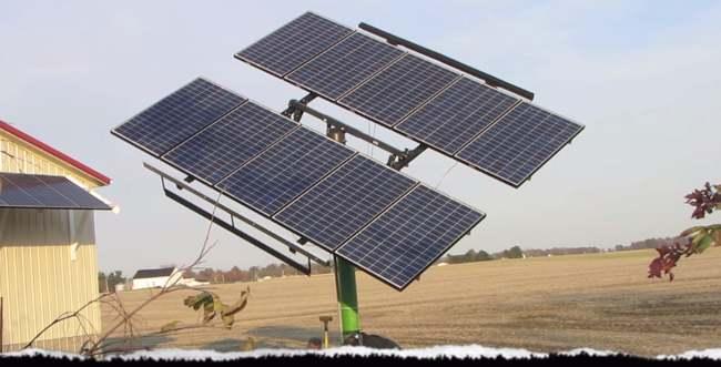 ejemplos de energía solar fotovoltaica