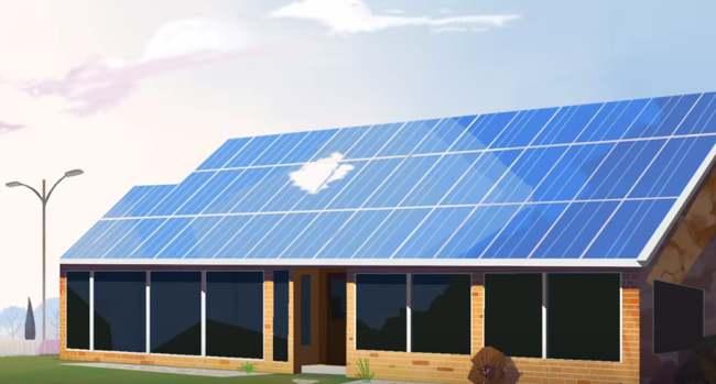 caracteristicas de la energía solar