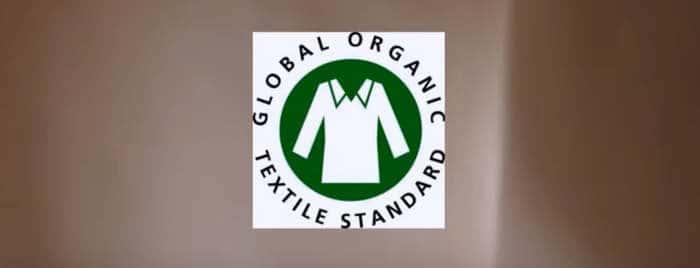 sabanas de algodón orgánico GOTS