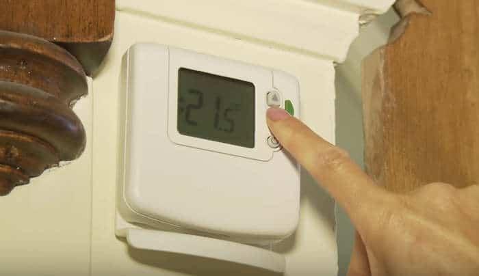 Consejos para Ahorrar energia termostato