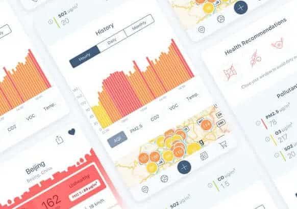 calidad del aire apk maps