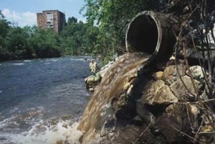 tipos de contaminación del agua en mexico