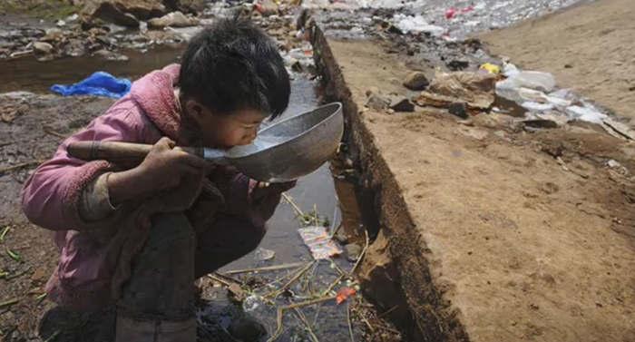 tipos de contaminación del agua en España