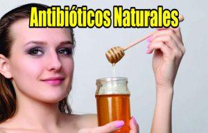 antibióticos naturales mas fuertes